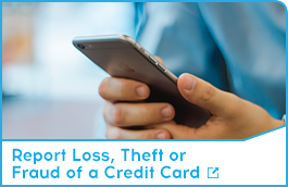 Report Loss, Theft or Fraud of a Debit Card | Caisse Financial Group
